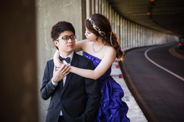 公路婚紗-桃園婚攝強哥