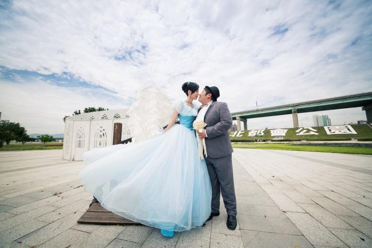 浪漫公主風婚紗照-桃園婚攝強哥