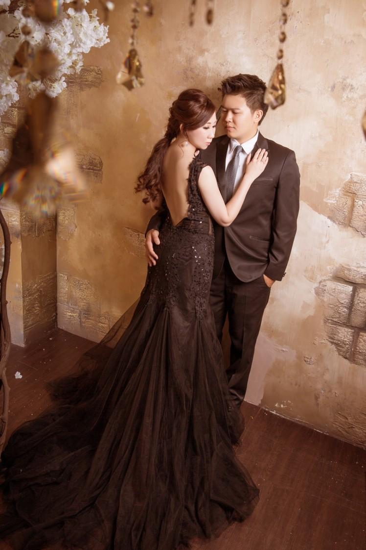 個性時尚婚紗照-桃園婚攝強哥