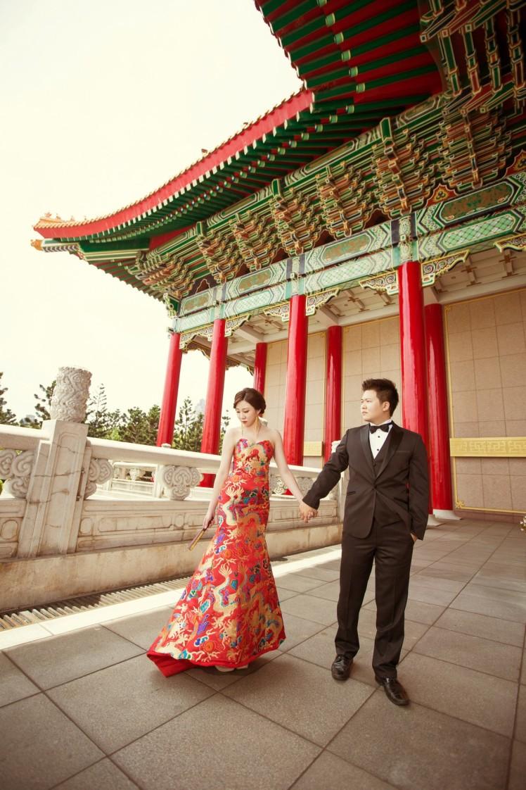 中國風復古婚紗照-婚攝強哥John